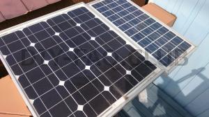 ソーラーパネル独立電源を自作したい、配線は危険?架台の作り方は?